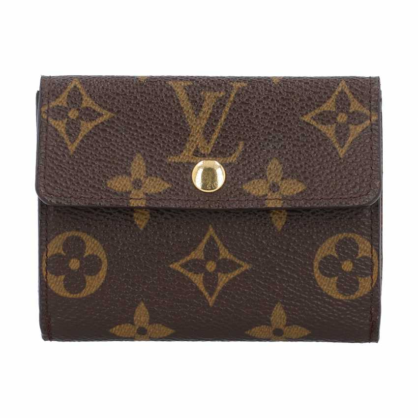 "LOUIS VUITTON wallet ""LUDLOW"", collection: 2003 ,price: approx. 270,-€. - photo 1"