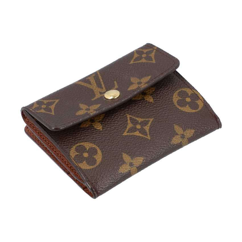 "LOUIS VUITTON wallet ""LUDLOW"", collection: 2003 ,price: approx. 270,-€. - photo 4"