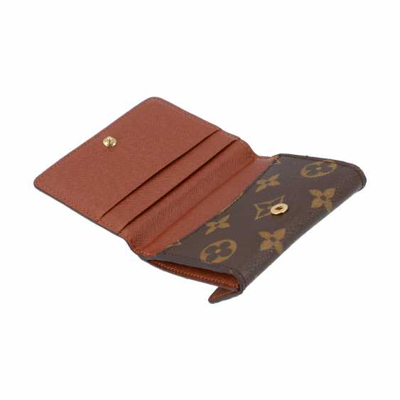 "LOUIS VUITTON wallet ""LUDLOW"", collection: 2003 ,price: approx. 270,-€. - photo 5"