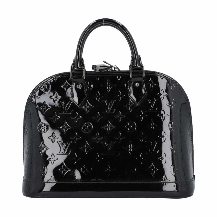 "LOUIS VUITTON handbag ""ALMA PM"", collection 2013. - photo 1"