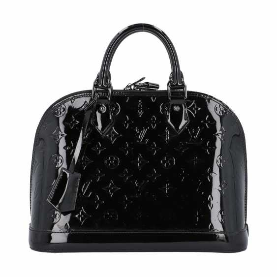 "LOUIS VUITTON handbag ""ALMA PM"", collection 2013. - photo 4"