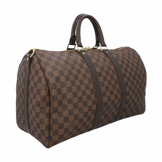 """LOUIS VUITTON weekend bag """"KEEPALL 45"""", collection: 2014, current new price: 1.420,-€. - photo 2"""