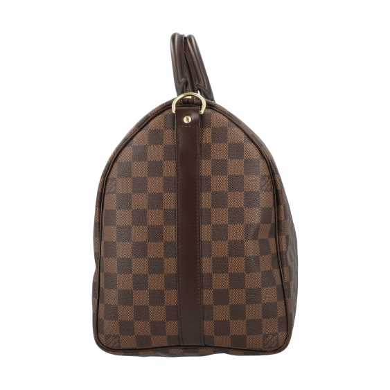 """LOUIS VUITTON weekend bag """"KEEPALL 45"""", collection: 2014, current new price: 1.420,-€. - photo 3"""