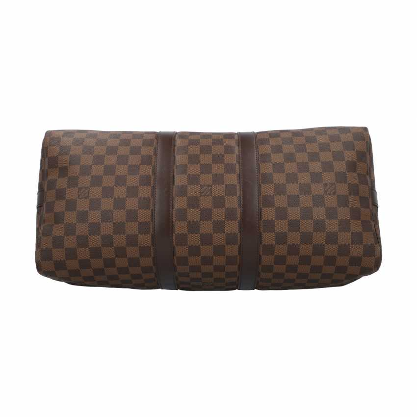 """LOUIS VUITTON weekend bag """"KEEPALL 45"""", collection: 2014, current new price: 1.420,-€. - photo 5"""