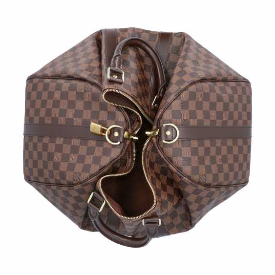 """LOUIS VUITTON weekend bag """"KEEPALL 45"""", collection: 2014, current new price: 1.420,-€. - photo 6"""