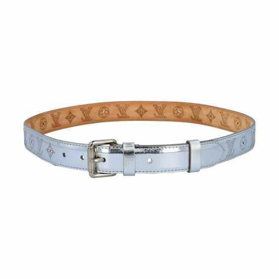 LOUIS VUITTON belt, length: 90cm, collection: 2007. - photo 1