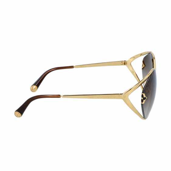 """LOUIS VUITTON Sonnenbrille """"Z0410U"""". - photo 3"""