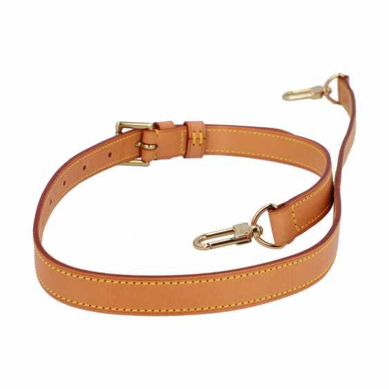 LOUIS VUITTON shoulder strap, length: 100cm. - photo 1