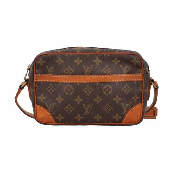 """LOUIS VUITTON VINTAGE shoulder bag """"TROCADÉRO"""". - photo 1"""