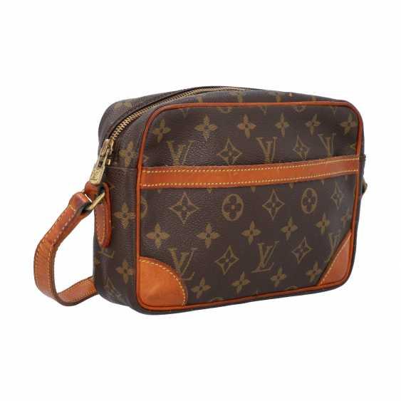"""LOUIS VUITTON VINTAGE shoulder bag """"TROCADÉRO"""". - photo 2"""