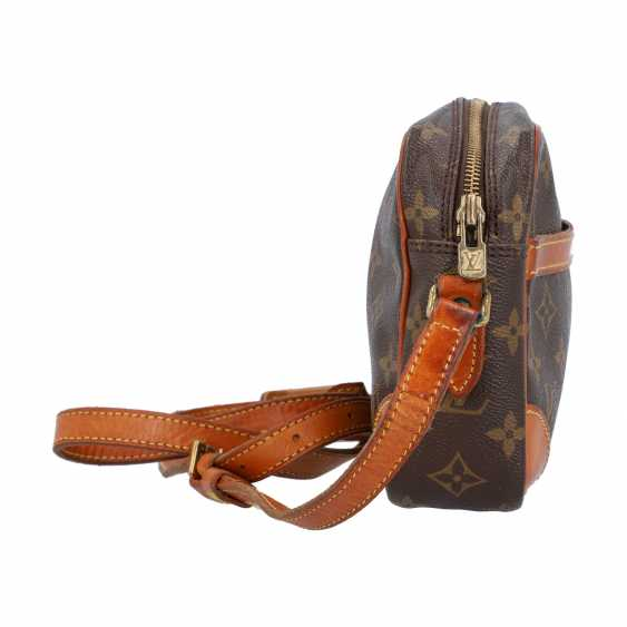 """LOUIS VUITTON VINTAGE shoulder bag """"TROCADÉRO"""". - photo 3"""