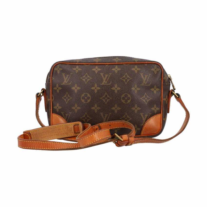 """LOUIS VUITTON VINTAGE shoulder bag """"TROCADÉRO"""". - photo 4"""