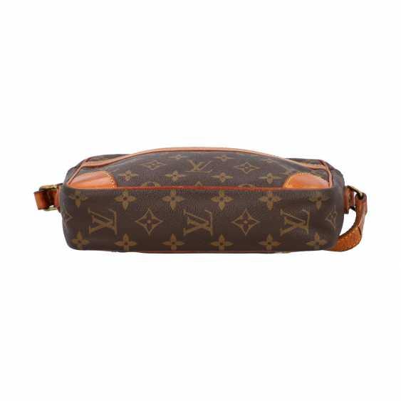 """LOUIS VUITTON VINTAGE shoulder bag """"TROCADÉRO"""". - photo 5"""