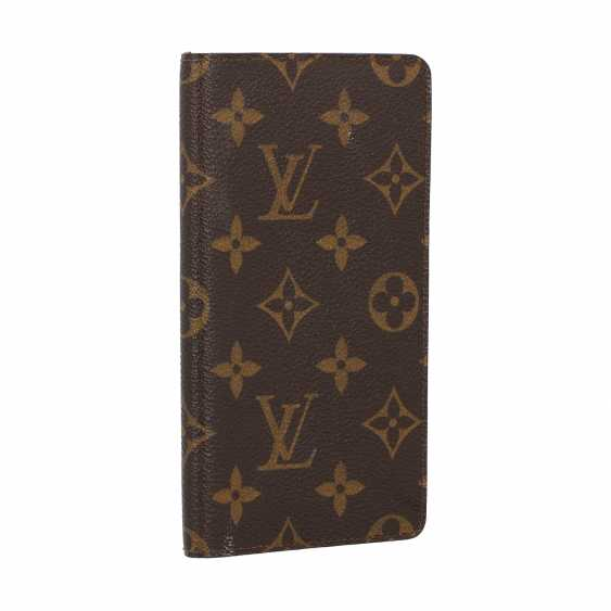 LOUIS VUITTON pass case collection: 2008, current price: 225,-€. - photo 2