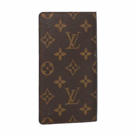 LOUIS VUITTON pass case collection: 2008, current price: 225,-€. - photo 4
