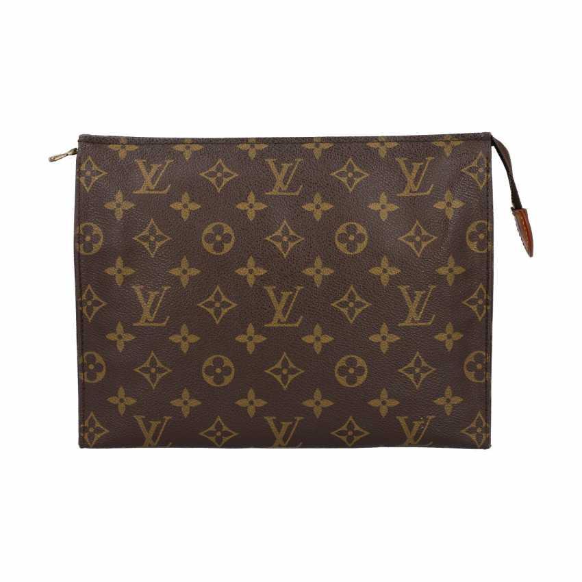 LOUIS VUITTON VINTAGE Clutch bag, collection, 1989. - photo 1