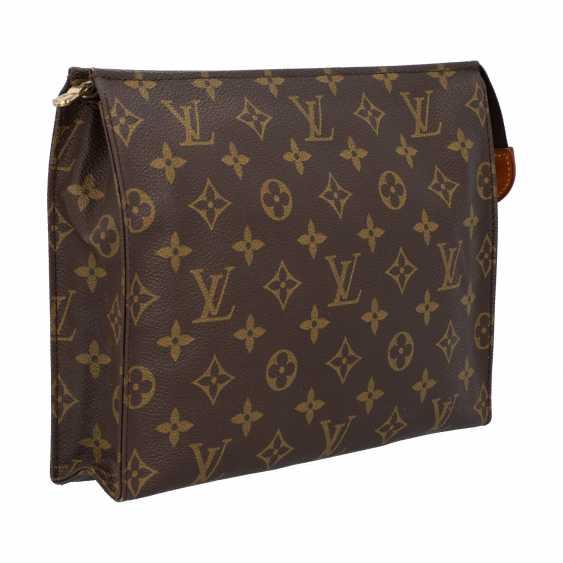 LOUIS VUITTON VINTAGE Clutch bag, collection, 1989. - photo 2