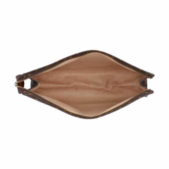 LOUIS VUITTON VINTAGE Clutch bag, collection, 1989. - photo 6