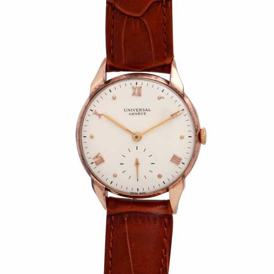 UNIVERSAL GENEVE Vintage, Ref. 1132565. Armbanduhr - photo 1