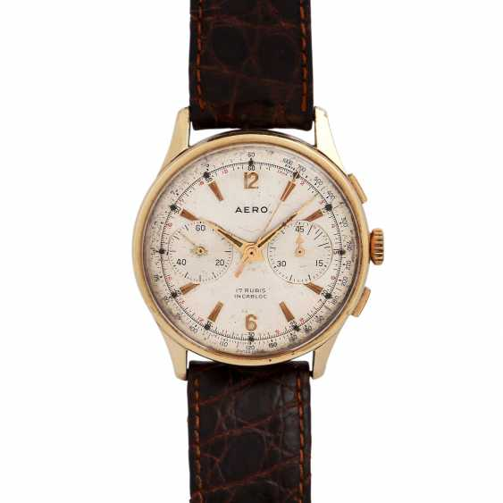 AERO Vintage Chronograph. Men's watch. CA. 1950/60s. - photo 1