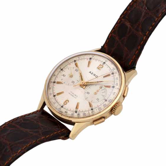 AERO Vintage Chronograph. Men's watch. CA. 1950/60s. - photo 4
