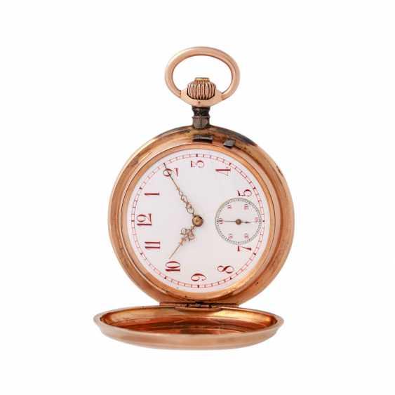 VINTAGE Savonette pocket watch. - photo 1