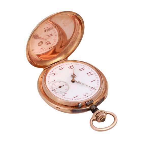 VINTAGE Savonette pocket watch. - photo 5
