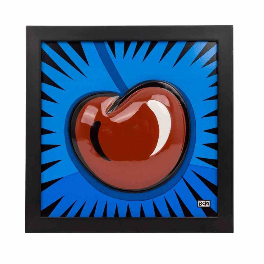 GOEBEL mural 'Cherry', 21. Century. - photo 1