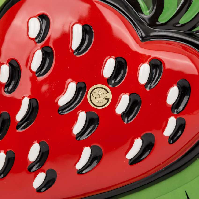 GOEBEL wall picture 'Strawberry', 21. Century. - photo 3