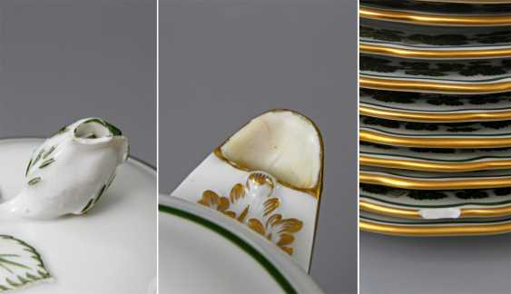 MEISSEN coffee service, a RARITY!, 1. and 2. Choice, 20. Century - photo 3