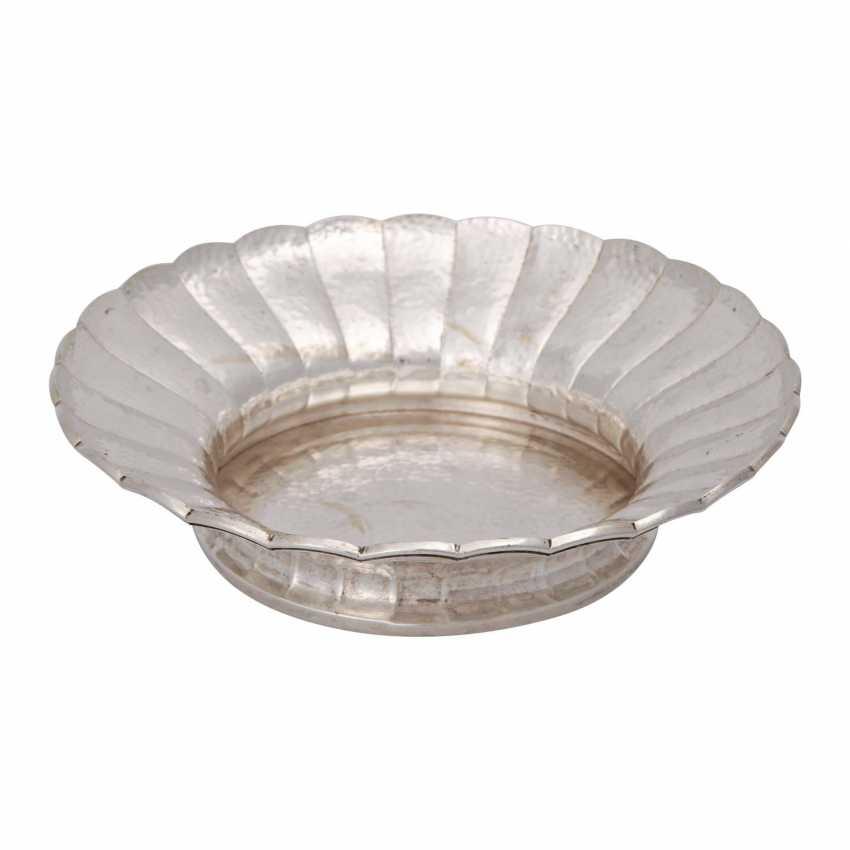 VIENNA bowl, 800 silver, circa 1920. - photo 1