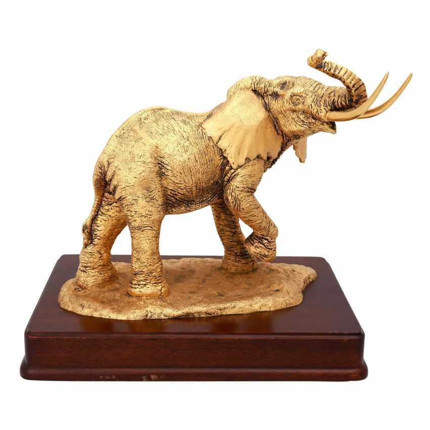 JONES, ANTHONY J. (20. Century) 'The Golden Elephant', 20. Century. - photo 1