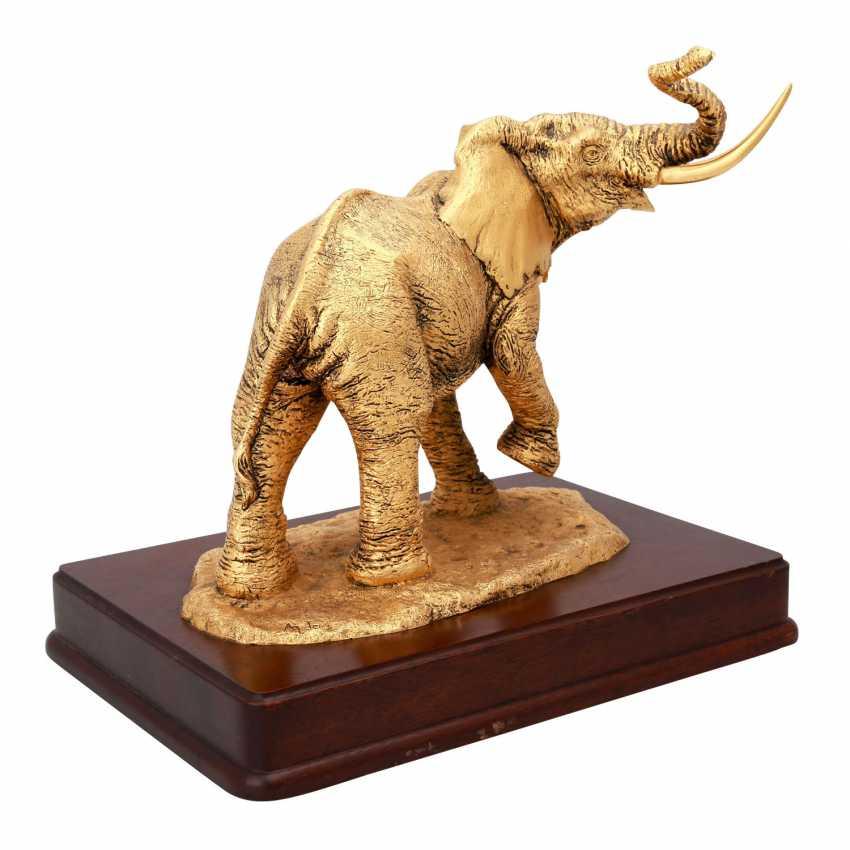 JONES, ANTHONY J. (20. Century) 'The Golden Elephant', 20. Century. - photo 2