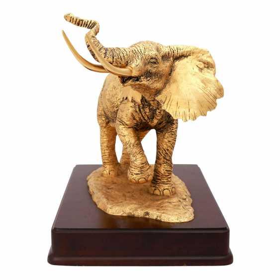 JONES, ANTHONY J. (20. Century) 'The Golden Elephant', 20. Century. - photo 4