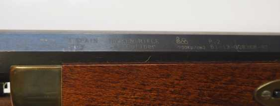 Percussion Rifle - Hawken Rifle. - photo 3