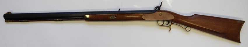 Percussion Rifle - Hawken Rifle. - photo 4