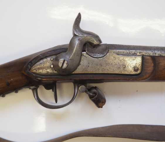 Percussion rifle. - photo 1