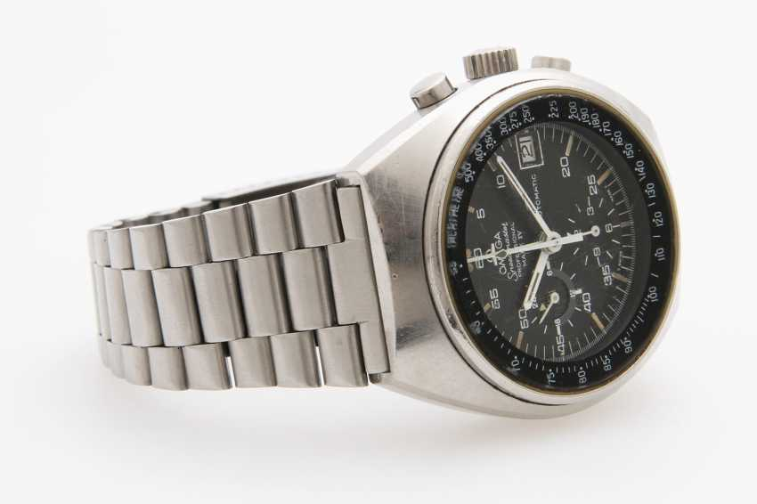 "OMEGA Herrenuhr ""Speedmaster Mark IV"", 1970s. - photo 2"