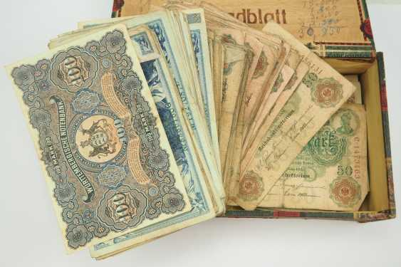 Collection Of Banknotes. - photo 1