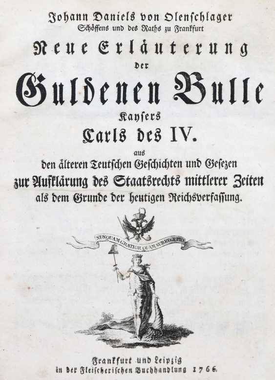 Olenschlager,J. D. v. - photo 1