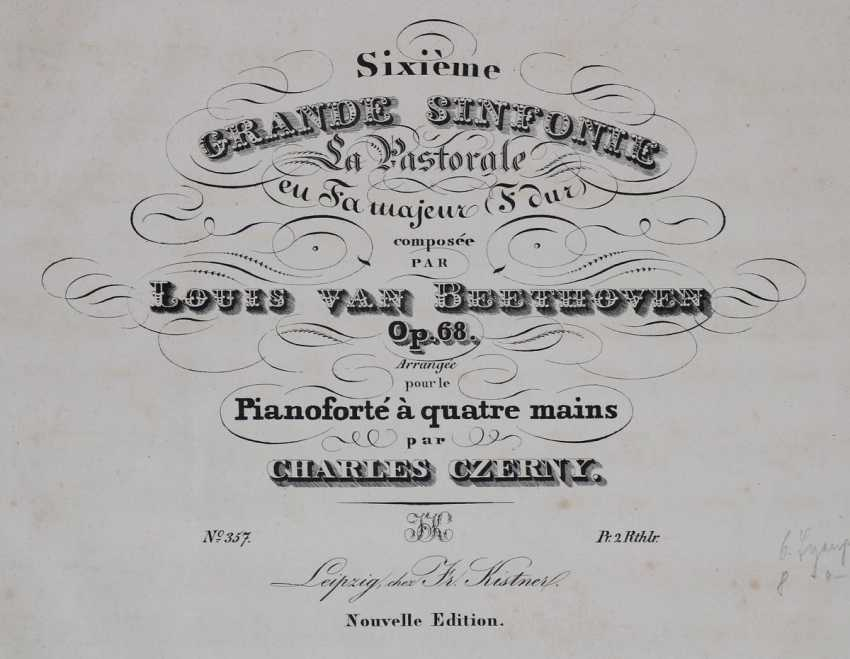 Beethoven,L.v. - photo 1