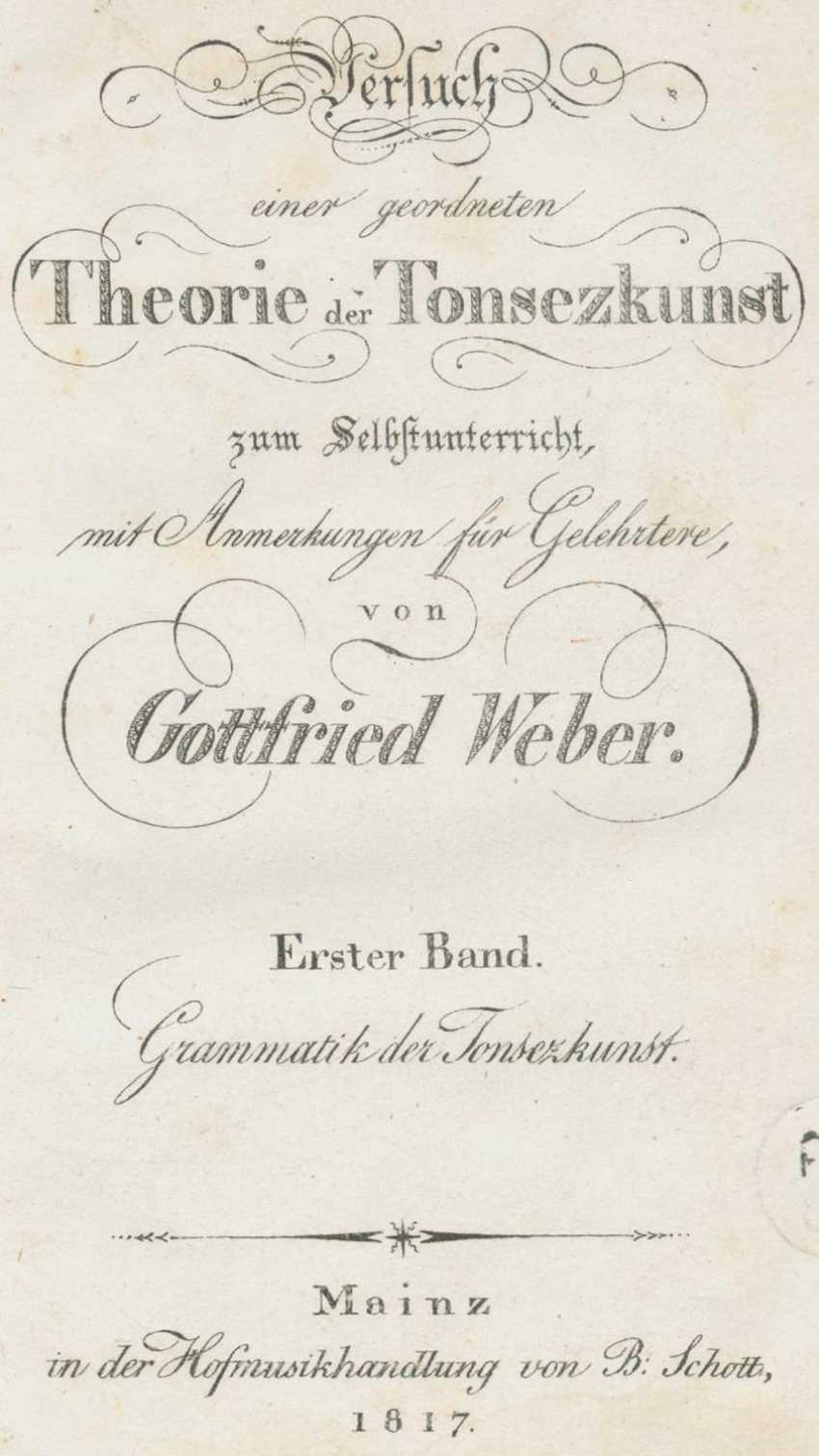 Weber,G. - photo 1