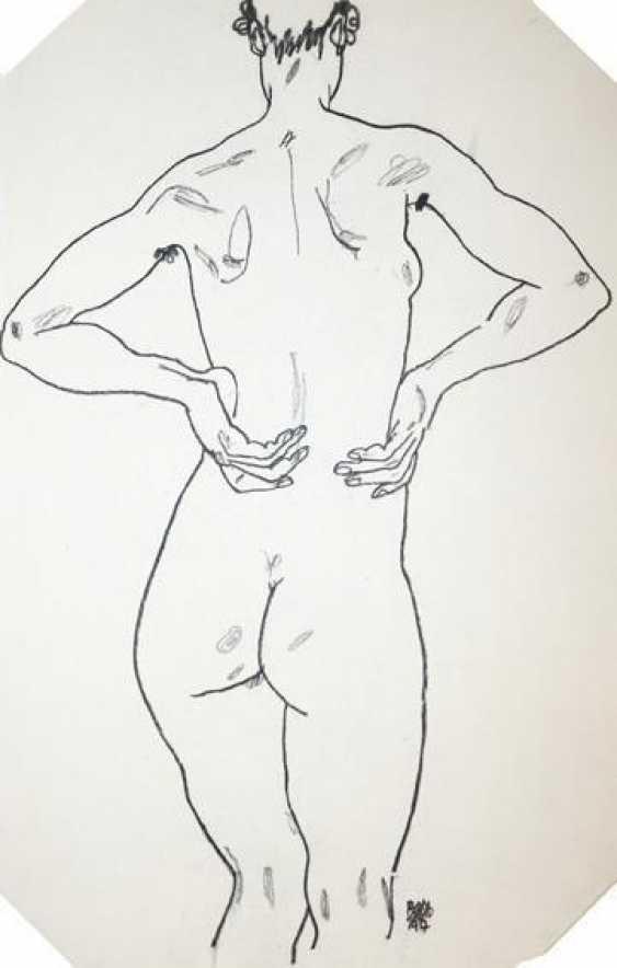 Egon Schiele. - photo 1