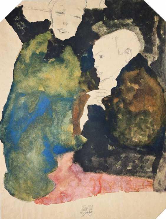 Egon Schiele. - photo 2