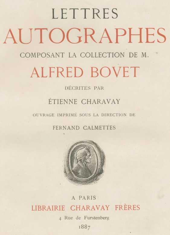 Bovet,(A.). - photo 2