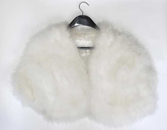 Luxury Ostrich Feather Jacket - photo 1