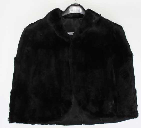 Luxury Ostrich Feather Jacket - photo 2