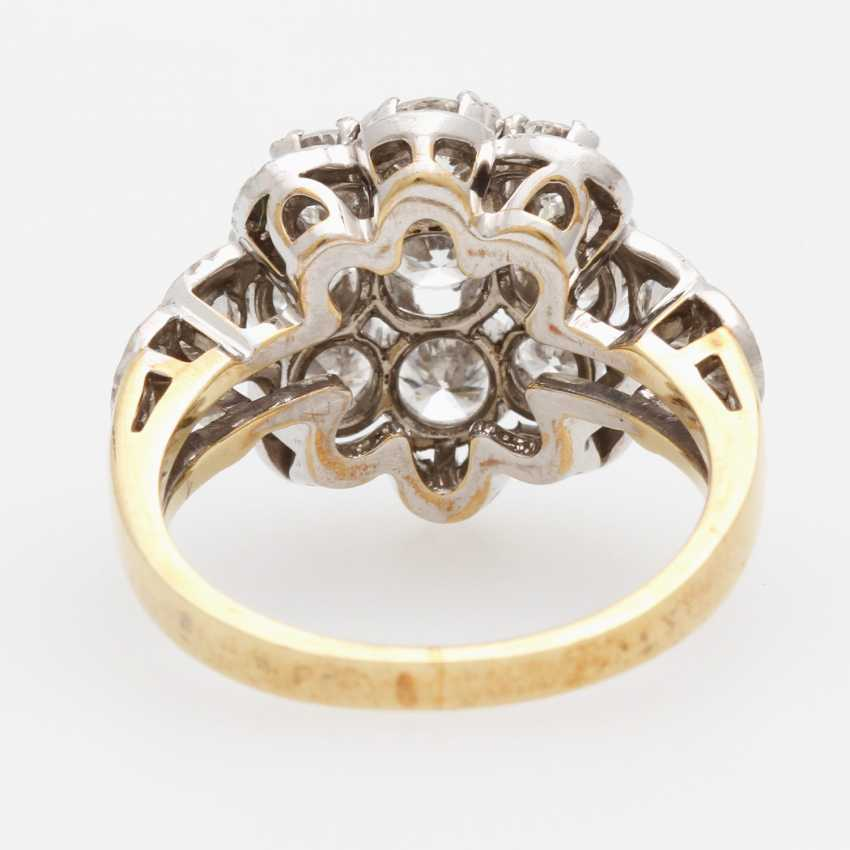Ladies ring m. Diam occupied.-Brilliant - photo 4