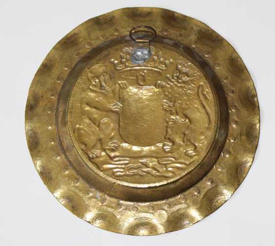 Bruges Coat Of Arms Plate - photo 2