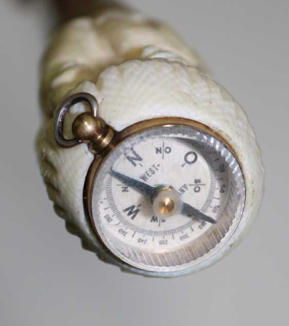Walking Stick Compass - photo 3